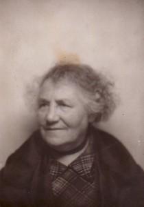 Emma Juchenheim. (Fotocollectie B. Zwart)